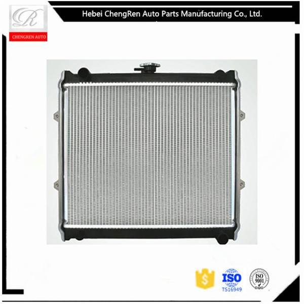 High Quality Aluminum Auto Radiator Used For Great Wall Wingle C