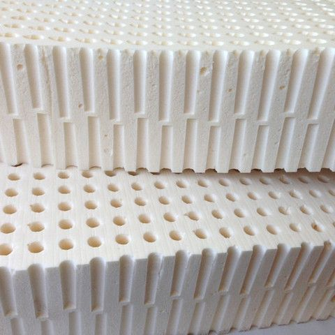 100% natural latex mattress core
