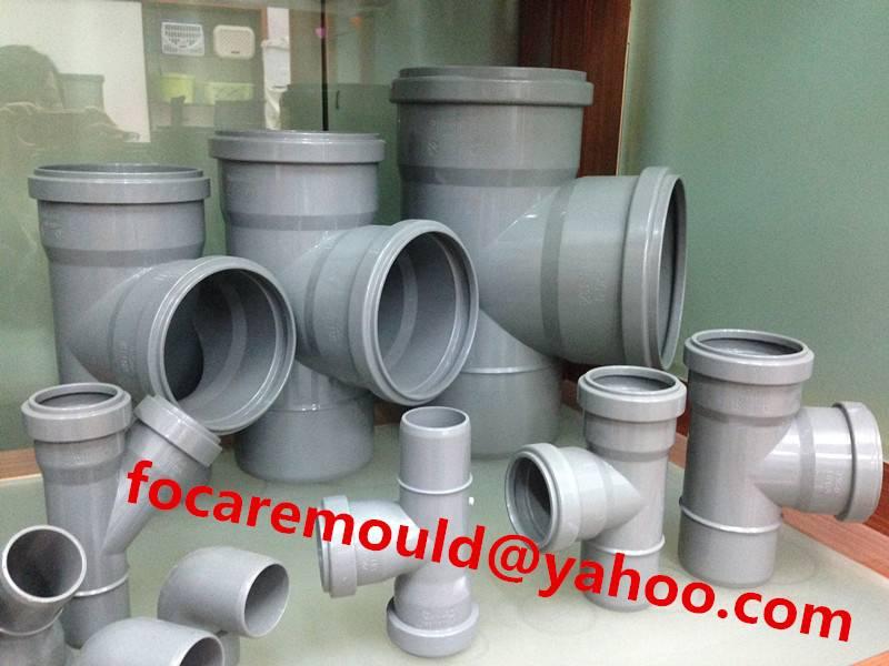 China PVC fitting molds supply
