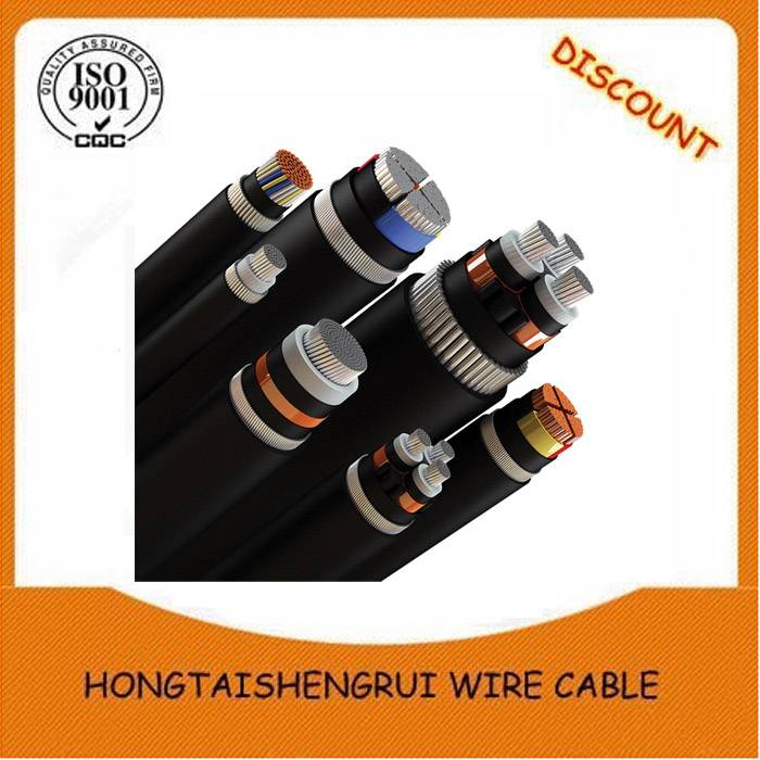 CE certificate Al/XLPE/STA/PVC Cable