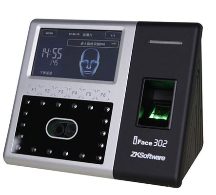 Biometric Fingerprint And Face Access Control Device And Time Attendance System