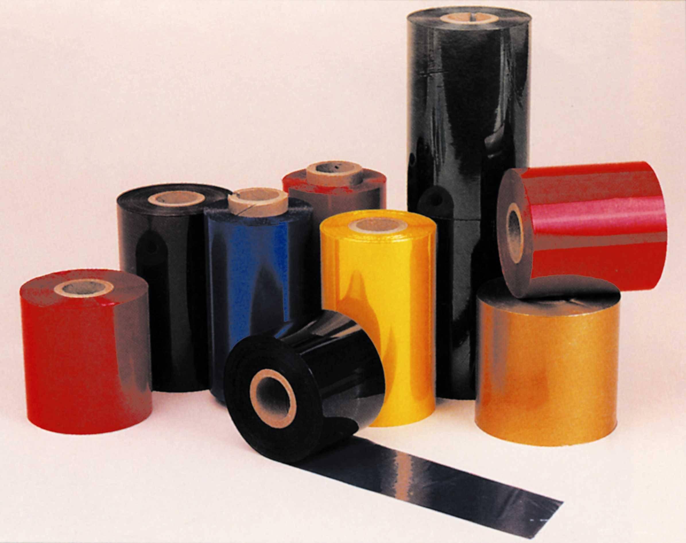 Wax Thermal Transfer Ribbons