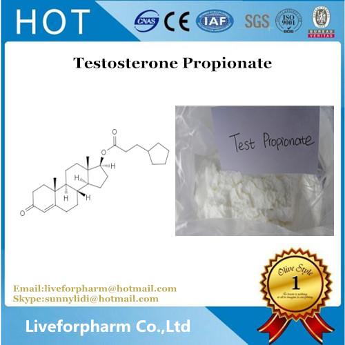 USP Standard Test Propionate Powder Body Shape CAS 15262-86-9