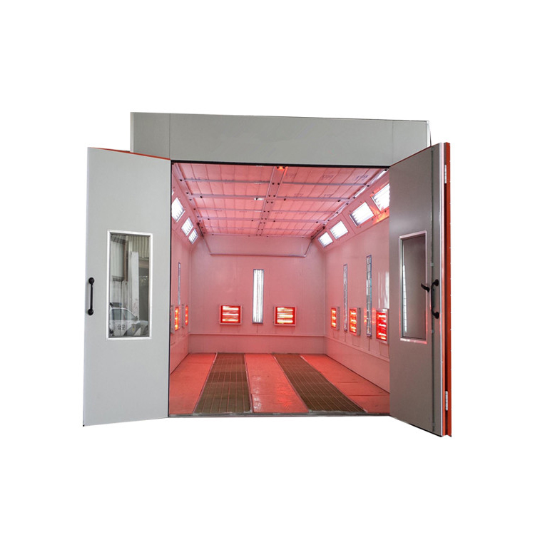 Factory price outdoor spray booth/paint oven booth with good quality