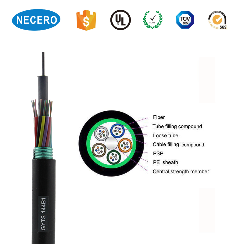 GYTS Outdoor Fiber Optic Cable Meter Price