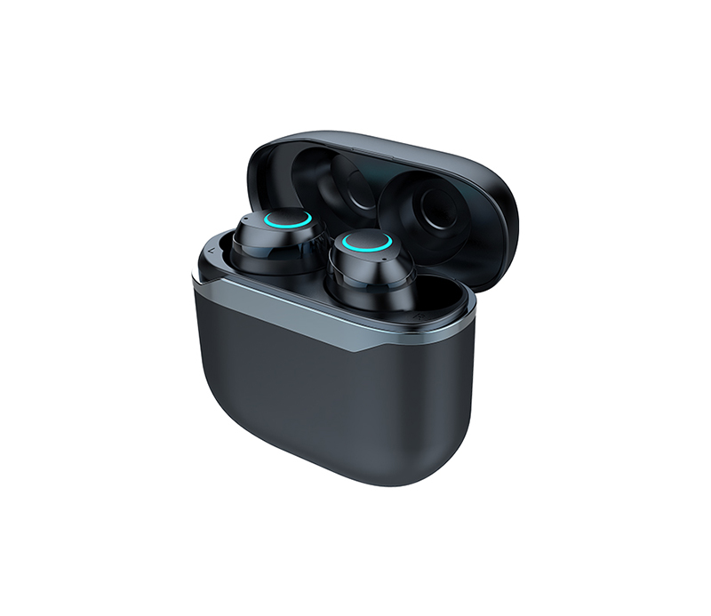 i08 TWS innovative headset wireless earbuds earphones with charging case