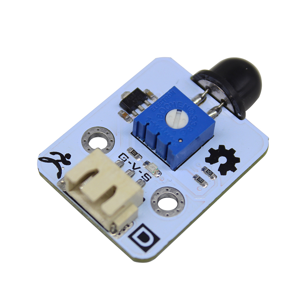 Ruilongmaker Passive Infrared Motion PIR Sensor use turning on/off for UNO Ardublock