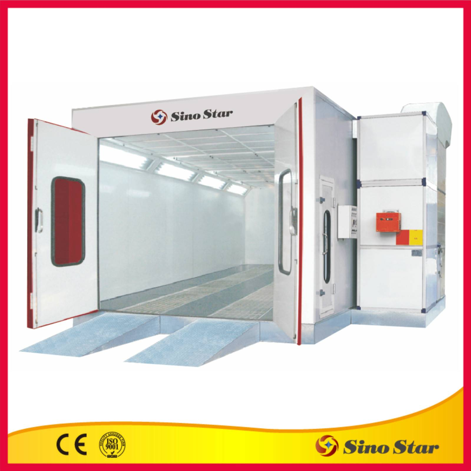 spray booth paint booth(SS-7501)