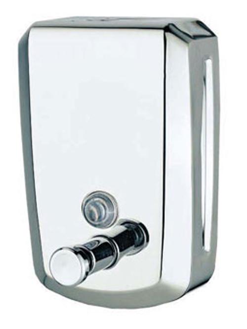 1000ml stainless steel antiseptic soap dispenser, antibacterial sanitizer dispenser