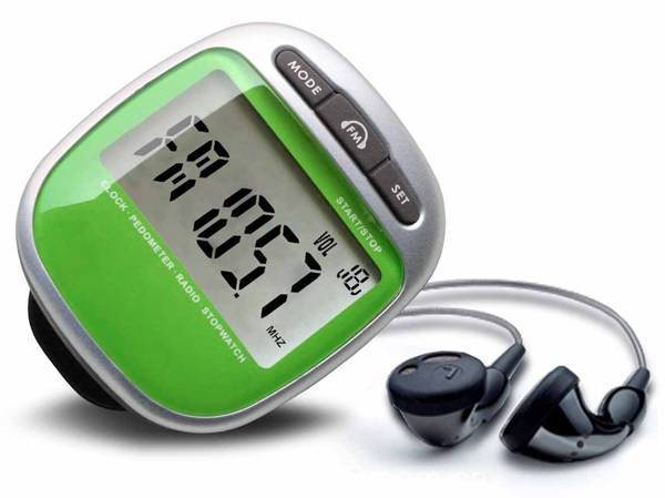 Multi Function talking Pedometer