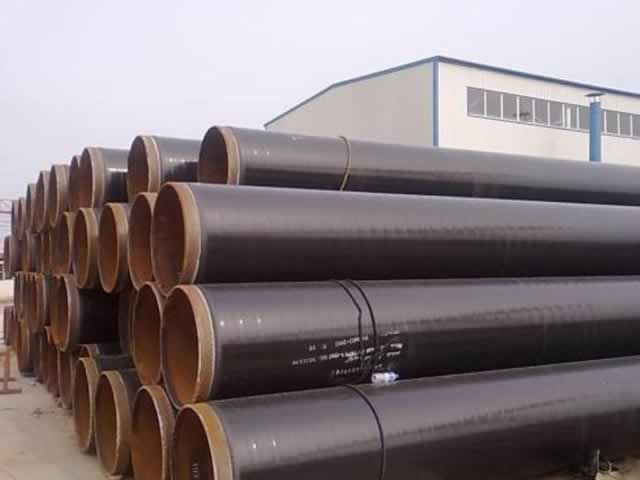 china factory API 5CT Grade N80 Carbon Steel Pipe LSAW Steel Pipe Welded Pipe For Oil And Gas