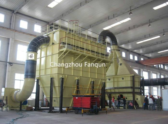 Changzhou Fanqun ZLG Vibration Fluid Bed Dryer
