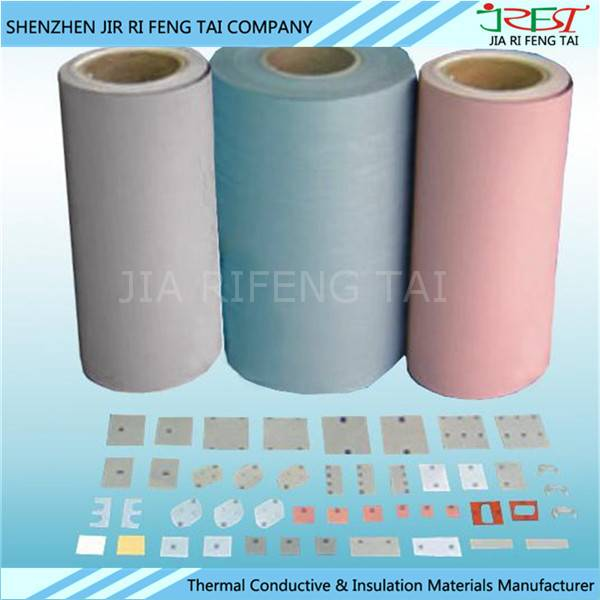 K series thermal conductive insulating sil-pad sheet