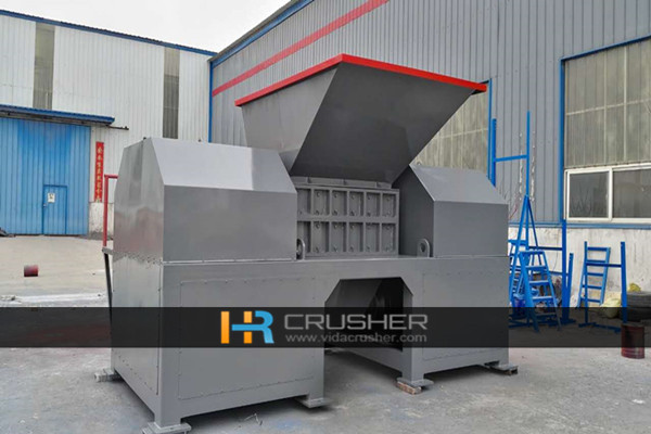 2017 Plastics/Rubber Shredder manufacturer's price