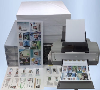 Inkjet Printable PVC Sheet MIP