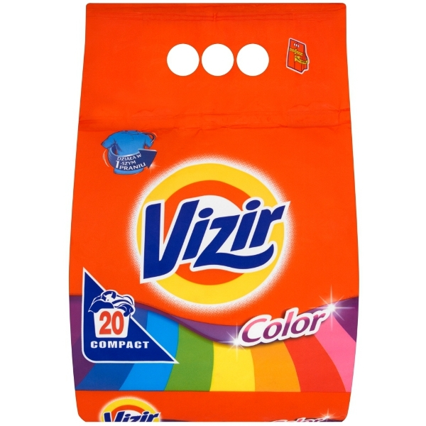 Vizir Washing Powder/Gel/taps