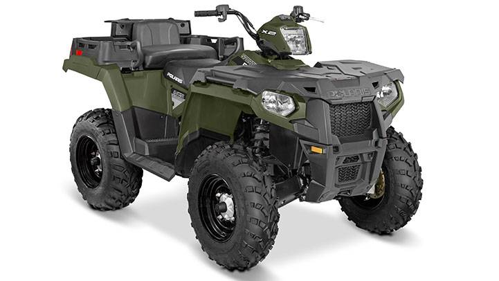 ATV Sportsman X2 570 EPS - 2015