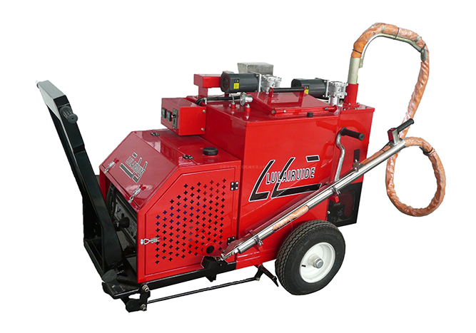 LLRD-G100 hand-push type road crack repairing sealing machine