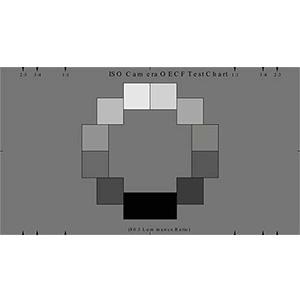 OECF Test Chart (ISO 14524)