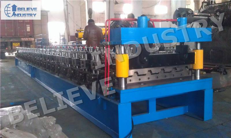 IBR Sheets Roll Forming Machine