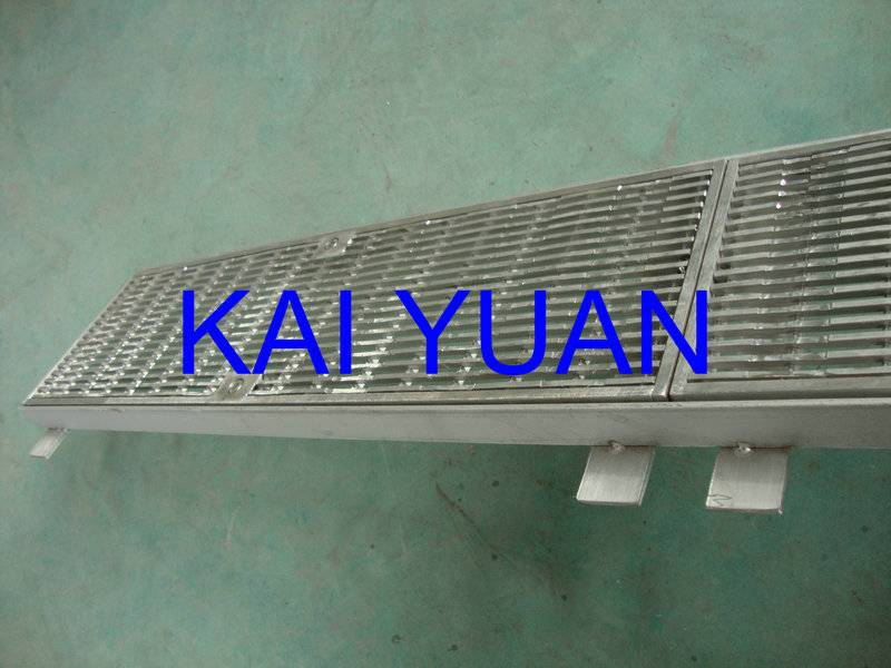 stainless steel trench grate
