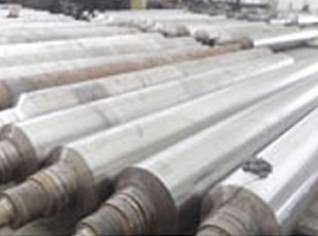 Work roll forging for rolling mill spare part