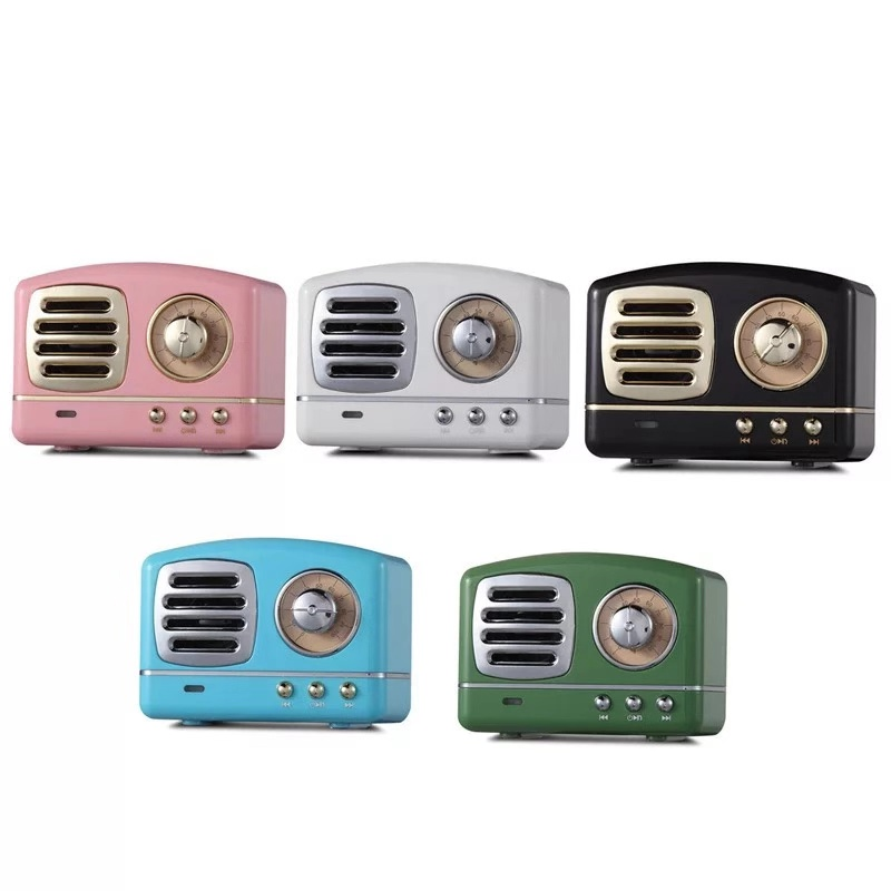 Hm11 retro portable mini Bluetooth speaker