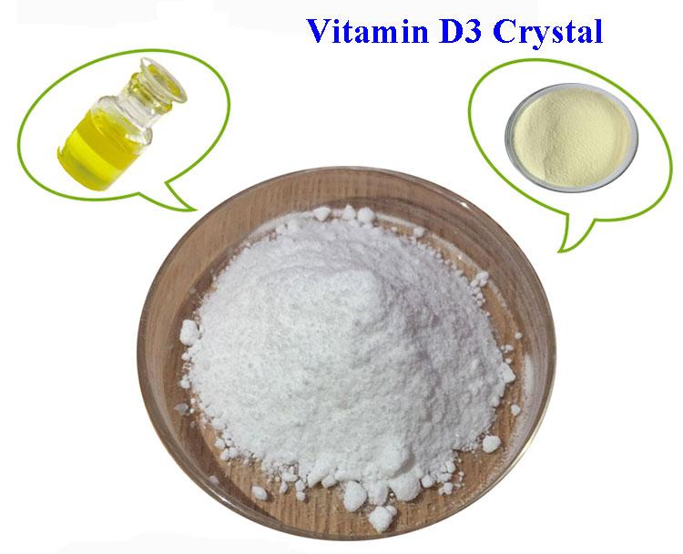 vitamin D3 4.0MIU crystal/1.0MIU oil/0.1MIU powder/0.5MIU powder