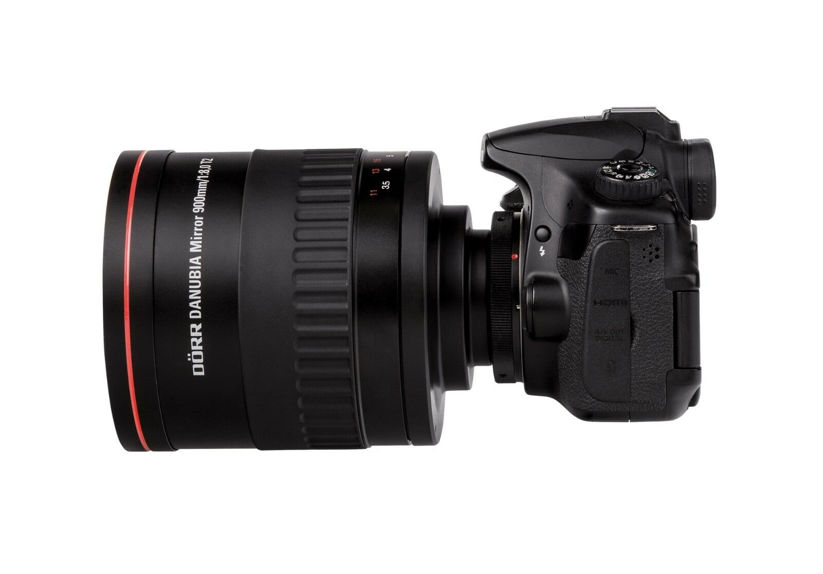 wholesale new Telephoto Lens 900mm for Canon EOS 200d 800d 77d 1300d 1200d 1100d 1000d 760d
