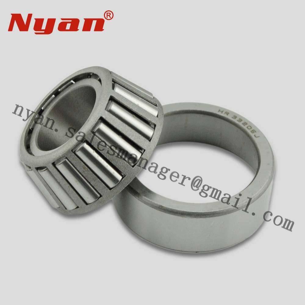 Excavator Bearings supplier manufacturer NYAN Bearing 33205j
