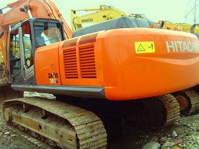 Used Hitachi ZAX360 Crawler Excavator