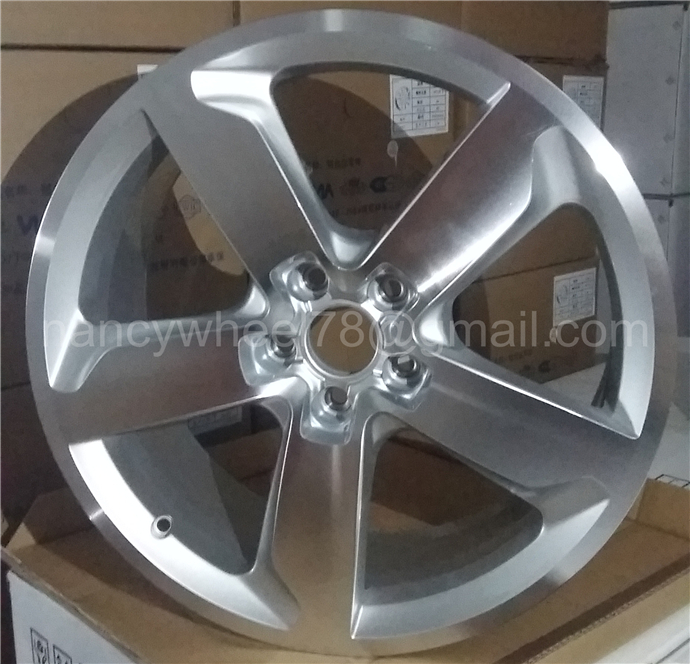 Original car aluminium alloy wheel rim for Audi 19inch