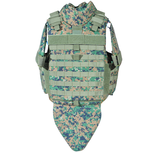 Kevlar Full Body Military Bulletproof Vest