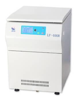 Refrigerated centrifuge 4,000rpm horizontal rotor 41,000ml Floor Centrifuge (LF-400R)