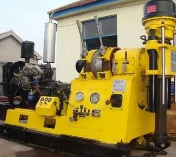 High Speed Hydraulic Diamond XY-3B Drilling Rig