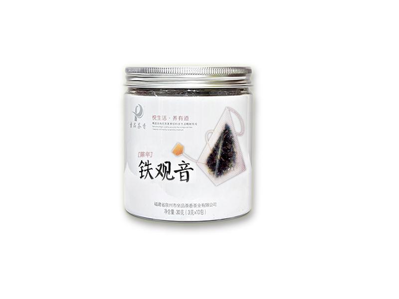 Chinese Premium semi-fermented TieKuan Yin Oolong tea (Roasted Type) Oolong tea bag
