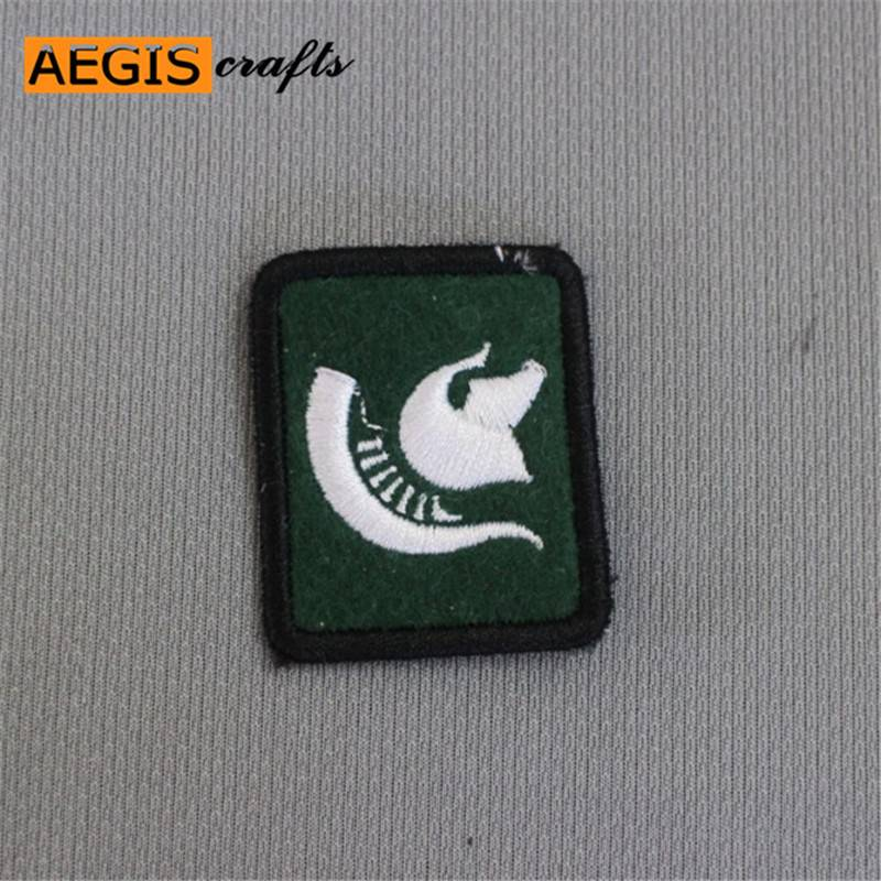 embroidery patch design