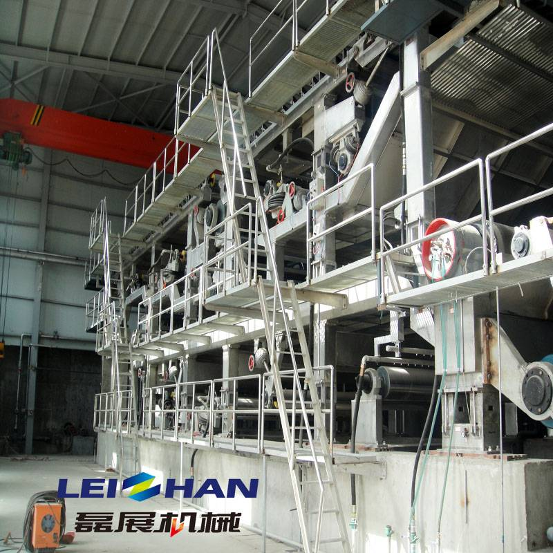 HIgh grade tissue paper mill machinery , equipment for tissue paper mill