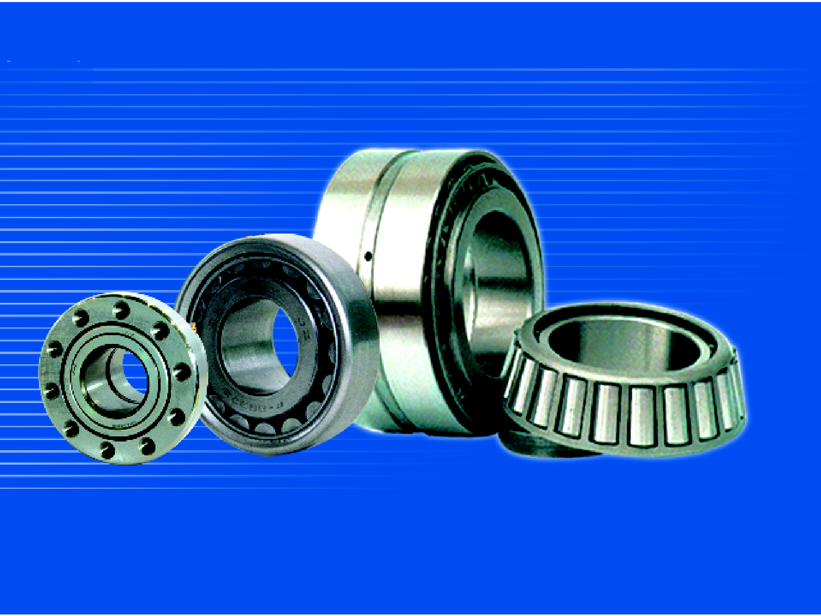 Automobile Cylindrical Roller Bearings-Single-row Cylindrical Roller Bearings