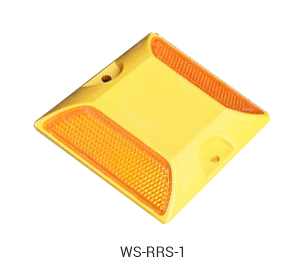 ABS Raised Pavement Marker Plastic Road Reflector