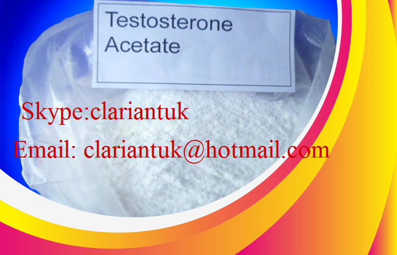 Test Acetate Testosterone Acetate Aceto-sterandryl Powder