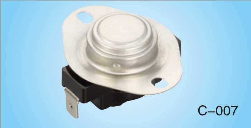 Large current thermostat C-007