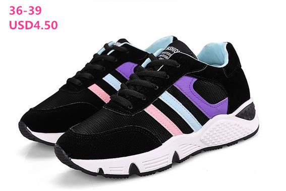 fashionable sports shoes
