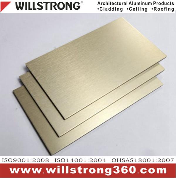 aluminum Composite Advertising Board Panel