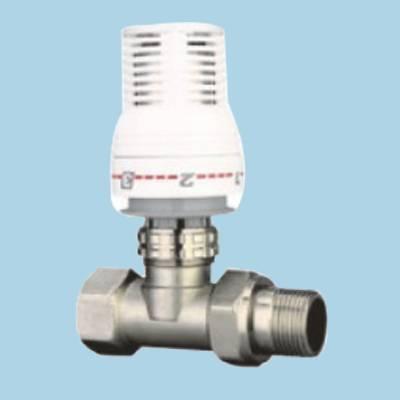 CE Hot Water Three Way Thermostatic Radiator Valve