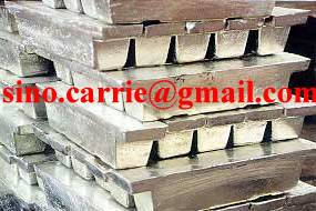 Bronze copper alloy ingots