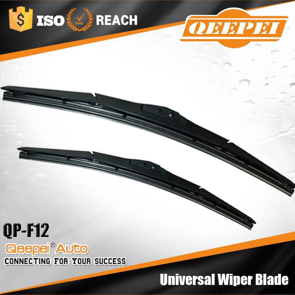Ningbo premium natural rubber frameless wiper blade for all wether