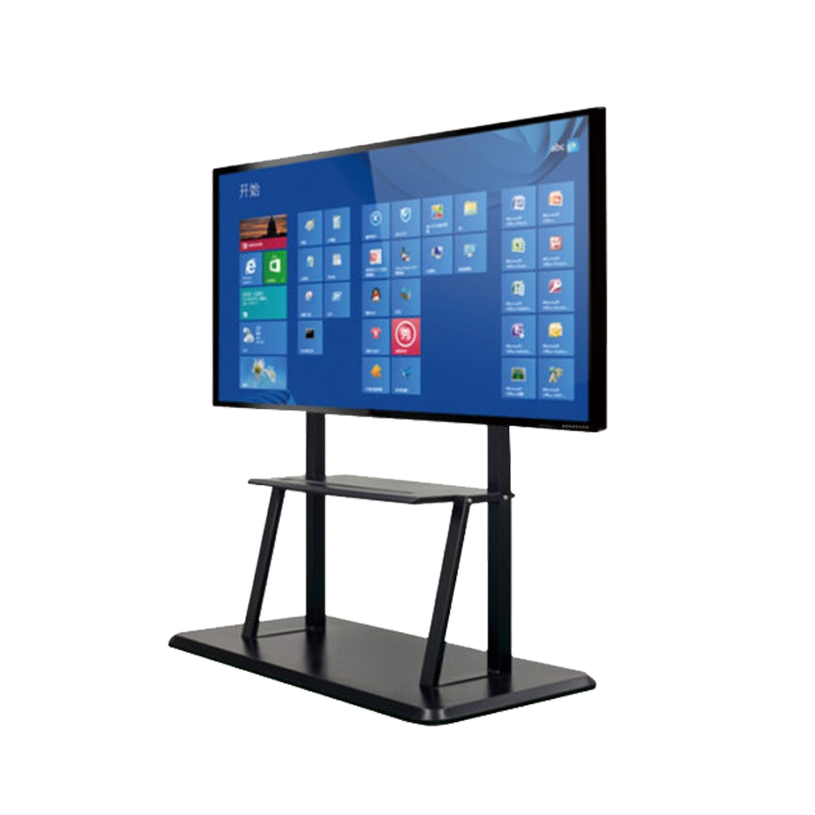 65 Inch Touch Screen Monitor whiteboard Industrial touch panel monitor