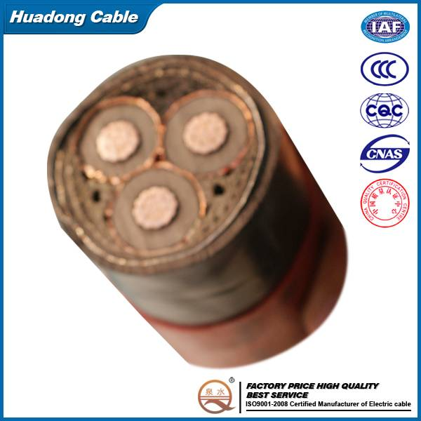 Low Voltage/Medium/HighVoltage Power Cable xlpe fire resistant cable price