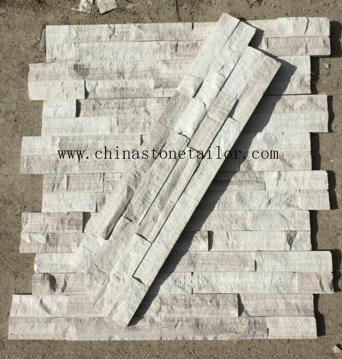 White Wood Cultural Stone